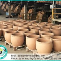 Cheap Ceramic Pots - Rustic Ceramic Pots Underglazed