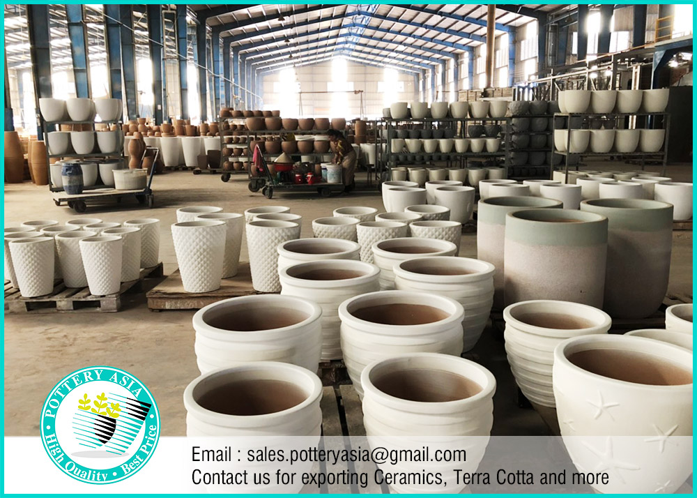 pottery asia
