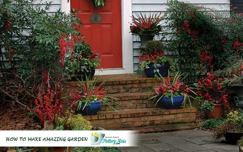 How to design a beautiful and simple front garden