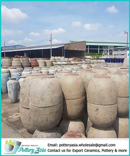 ceramic manufacturer export pottery planter pots