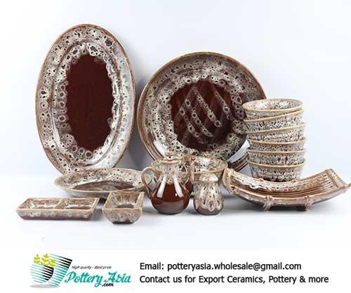 Nhà cung cấp bát đĩa sứ, chén dĩa gốm sứ Bát Tràng tại xưởng