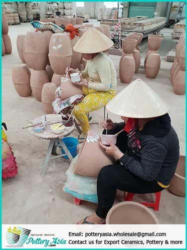 Pottery Asia - giới thiệu về xưởng sản xuất gốm sứ quy mô lớn tại Việt Nam